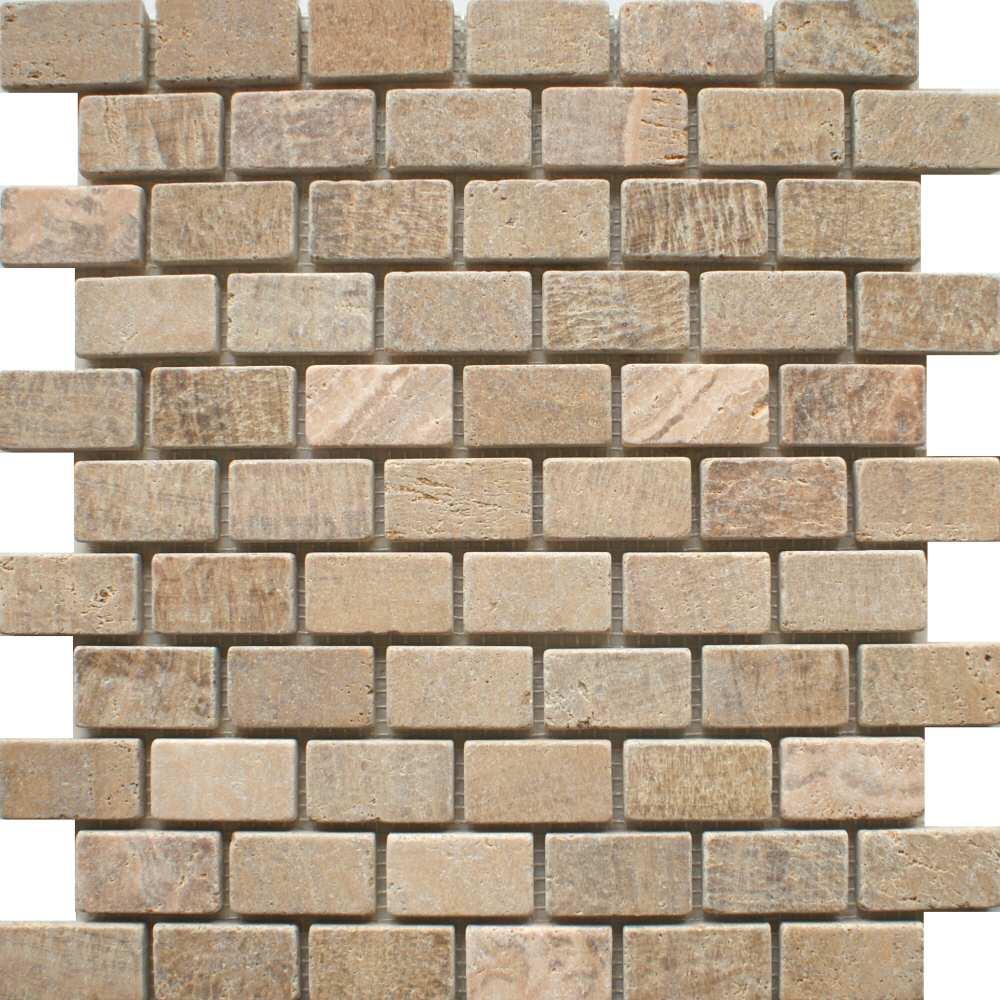 Trav Rojo Brick Tiles