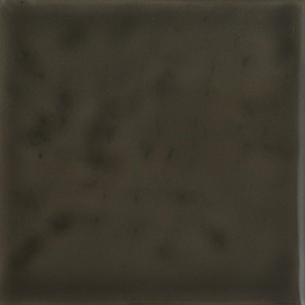 Expresso 10x10 Dark Brown Gloss Wall Tiles