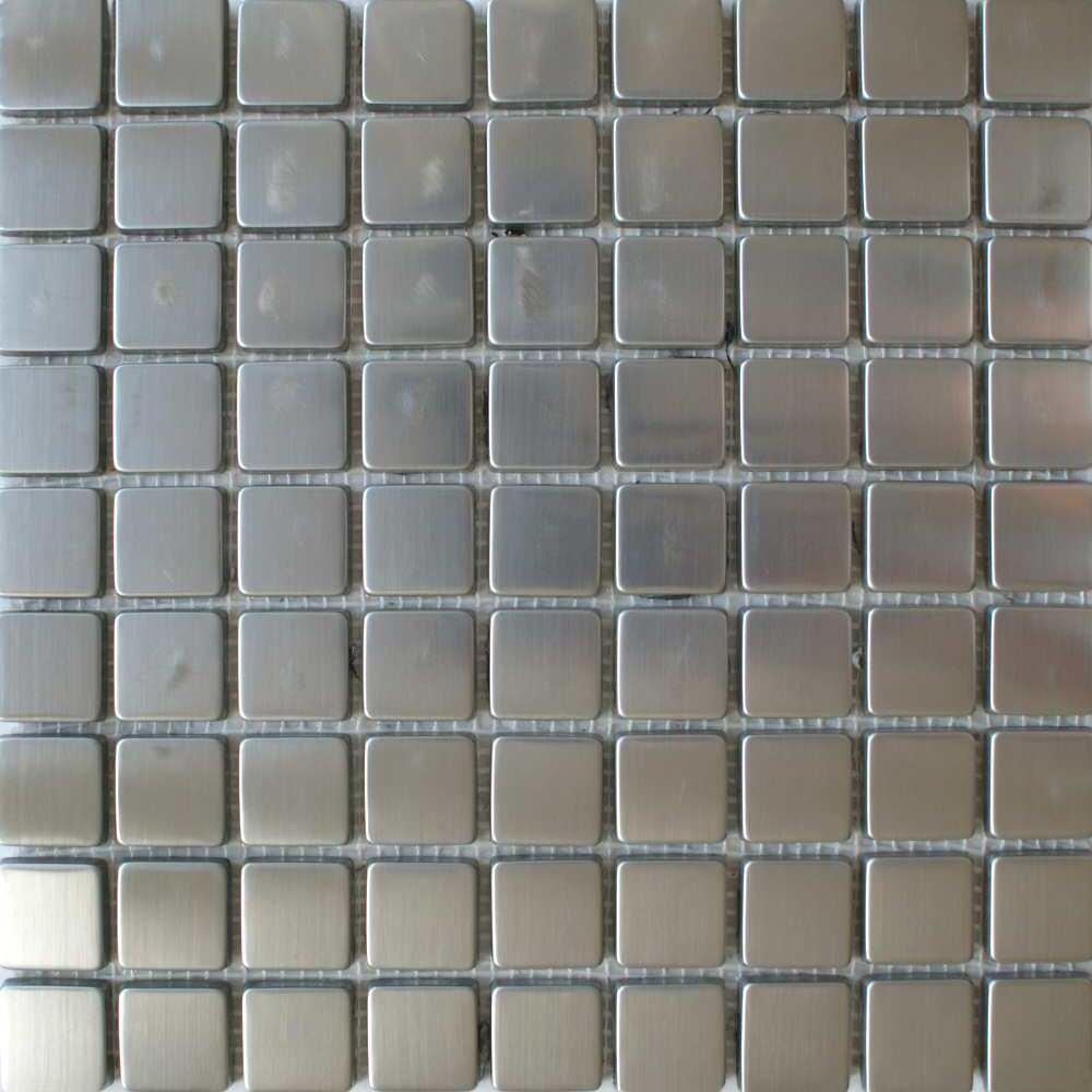 Laxley Brushed Mosaic Tiles