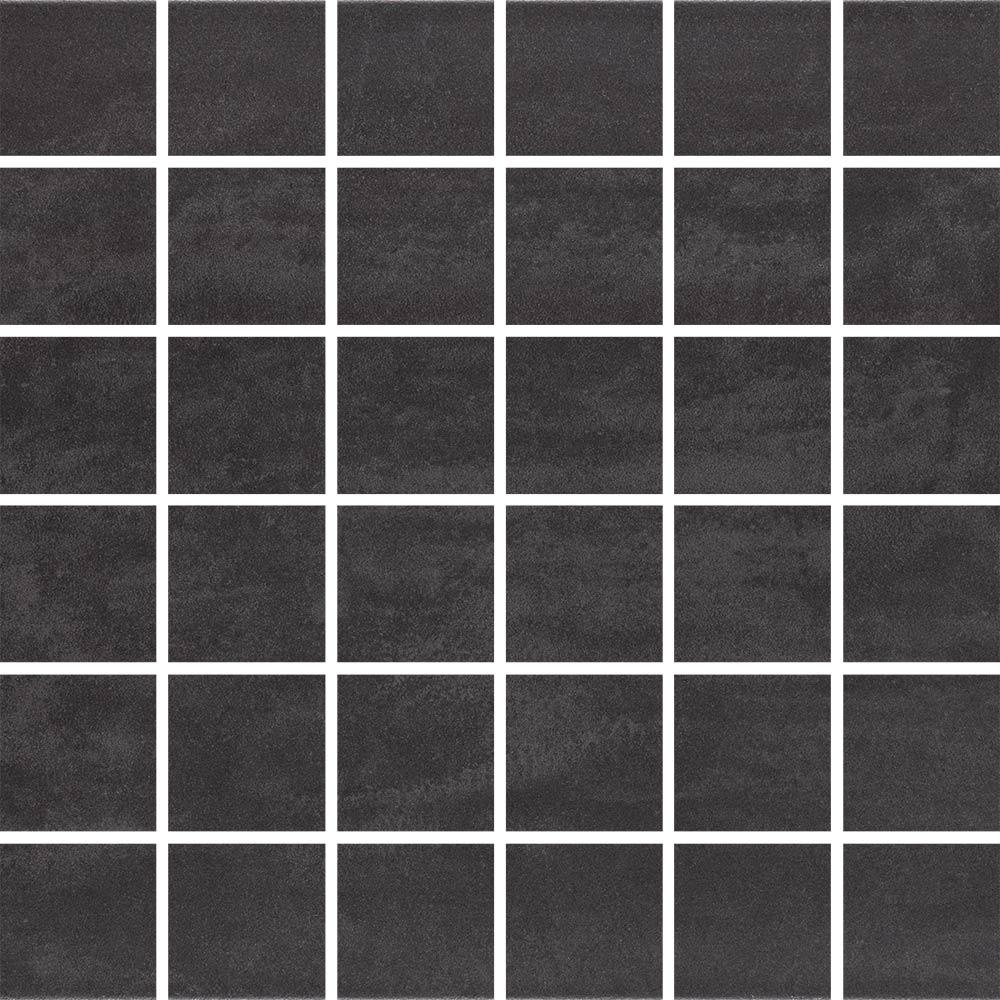 Olive Black Mosaic Tiles