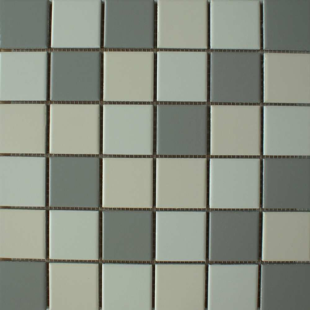 Matt Grey/Beige Blend Tiles