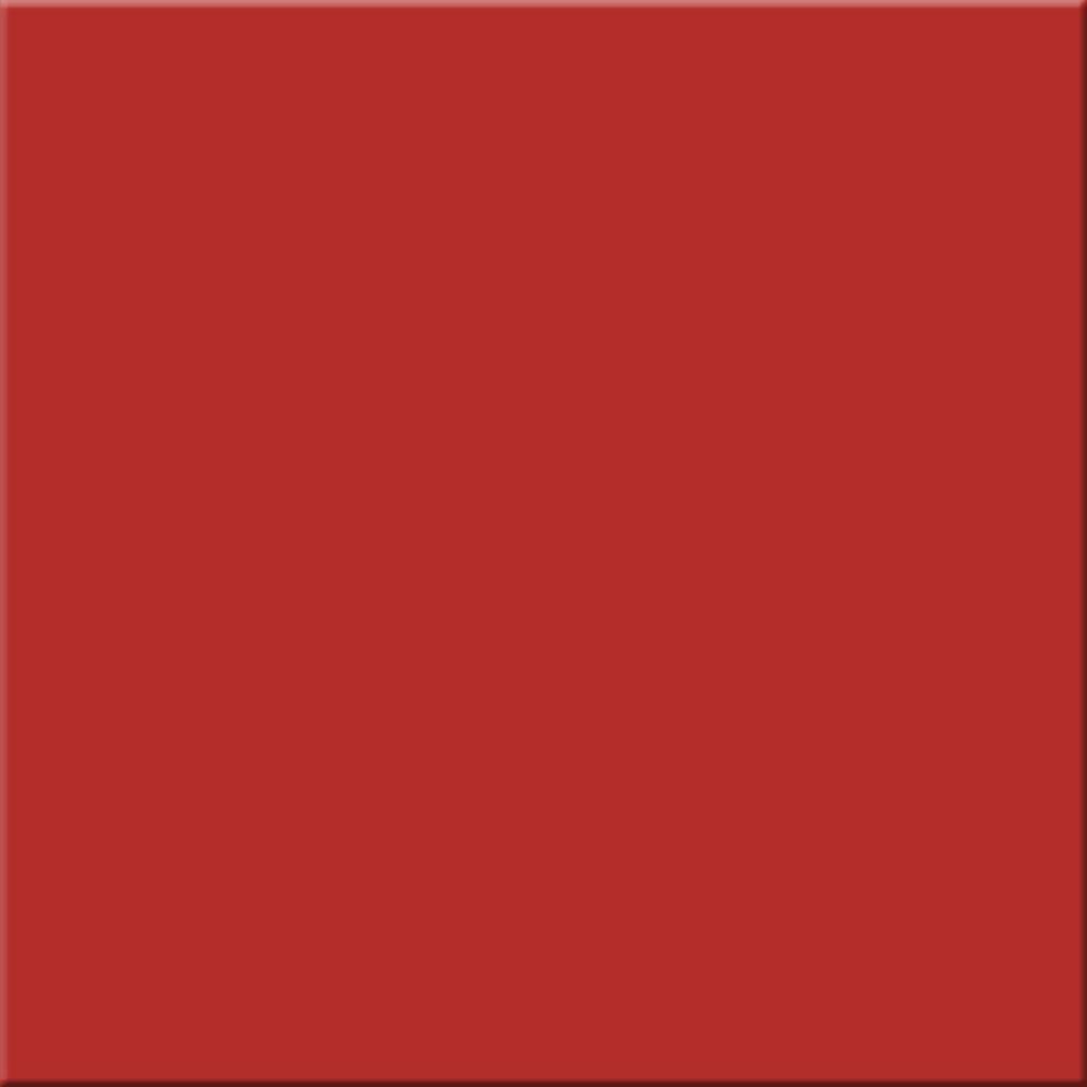 Fiery Red Matt Tiles