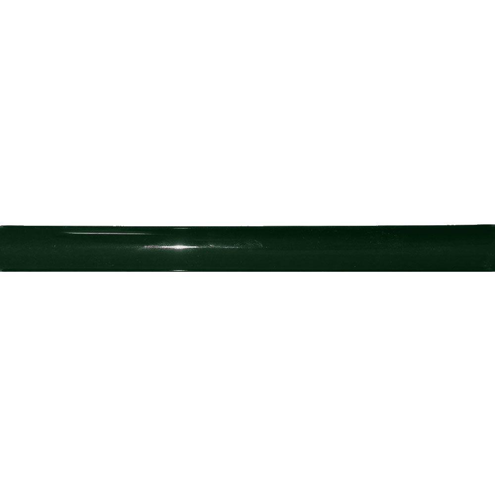 Chelsea Green Pencil Strip 150x15 Border Tiles