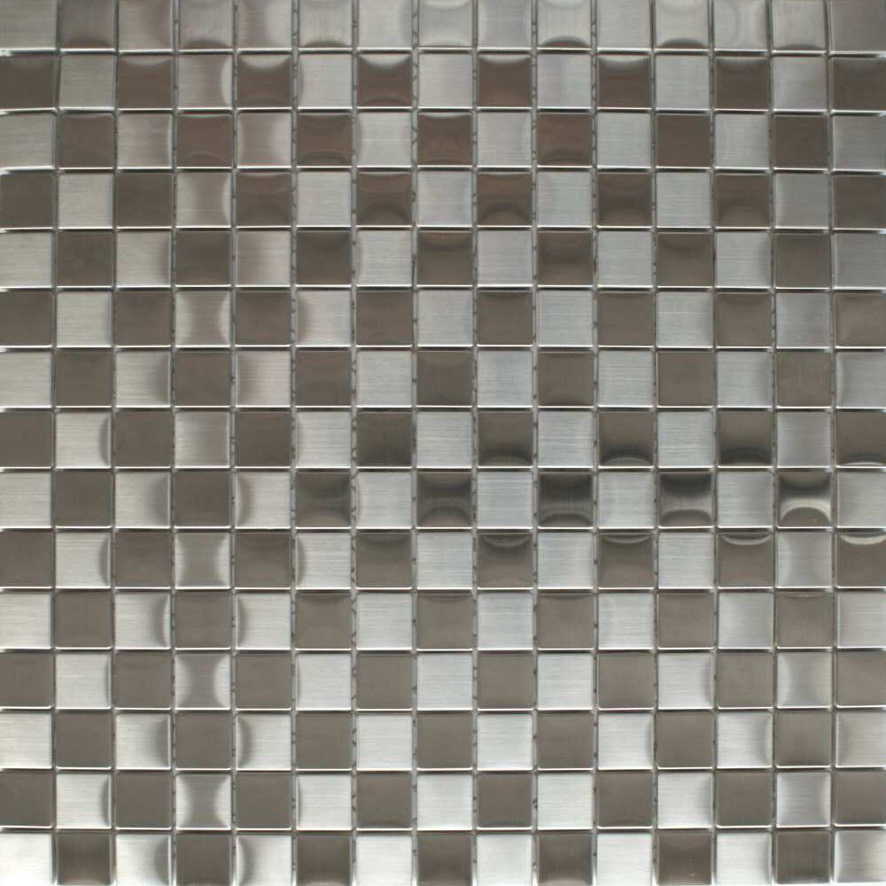 Small Square Metal Tiles