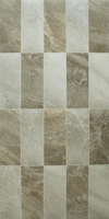 Mediterranean Grey Mix Marble Effect Tiles