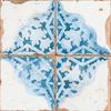 Vecchio Diamante Indigo Tiles