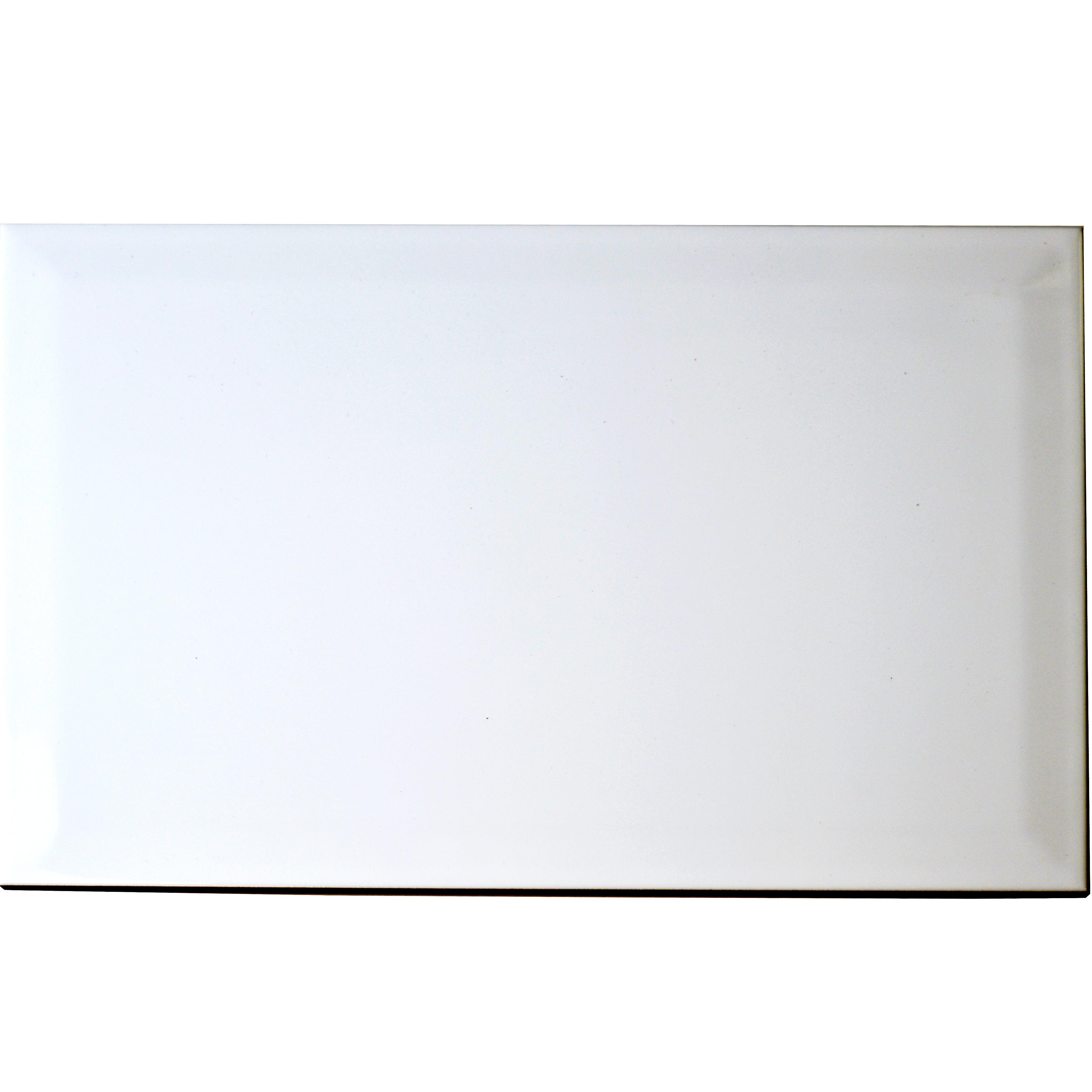 Bevelled Gloss White Tiles