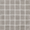 Cinereal Grey Concrete Effect Mosaic Tiles