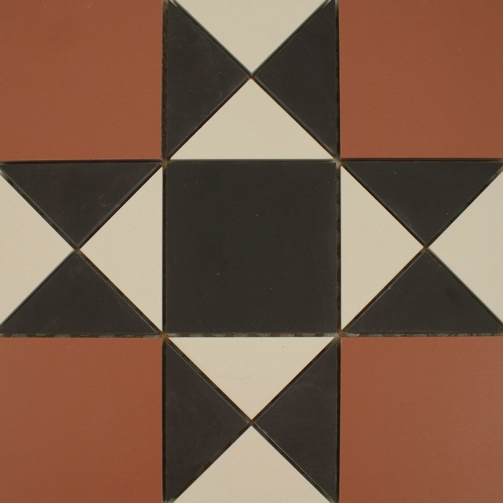 Red Panel Tiles