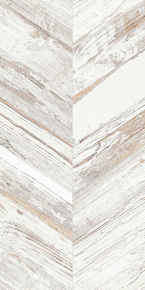 Bococa White Wash Chevron Wood Tiles Walls And Floors