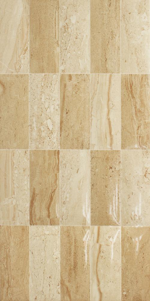 Mediterranean Cream Mix Marble Effect Tiles Walls And Floors