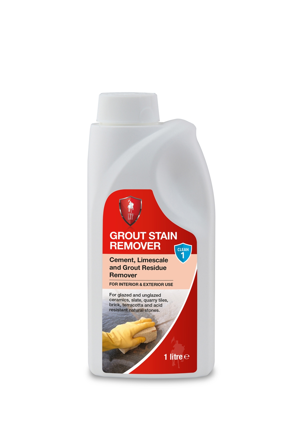 LTP Tile Grout Stain Remover