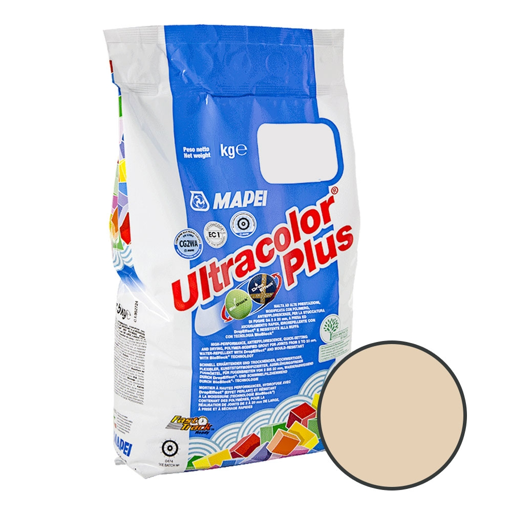 Ultracolour Plus 132 Beige Tile Grout
