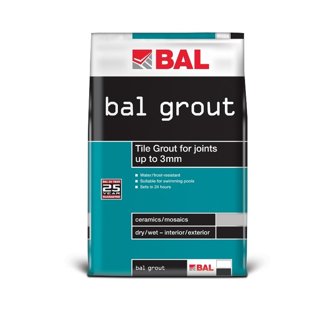 Wall Grout Grey