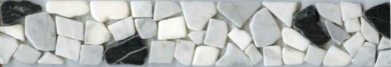 Paladiane Crackle Black Tiles