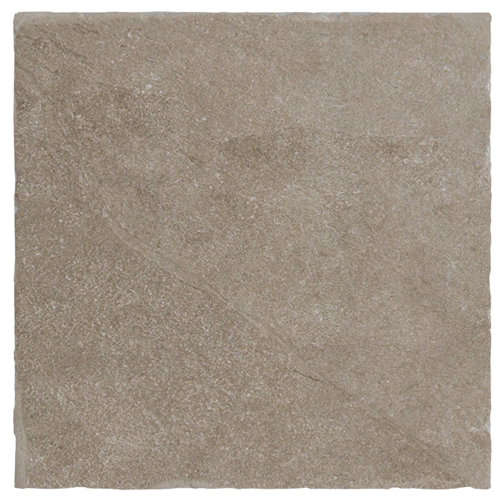 Fieldhead Greige Stone Effect 48x48 Tiles