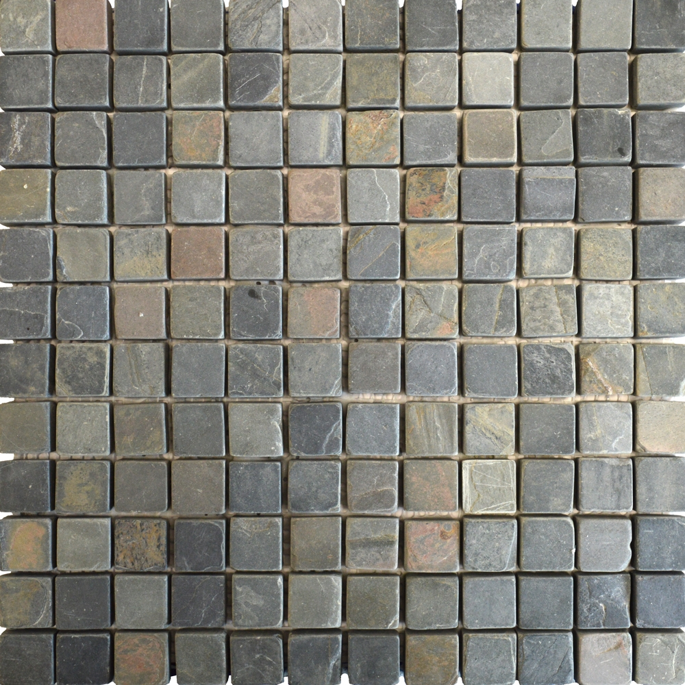 Iron Square Small Tiles