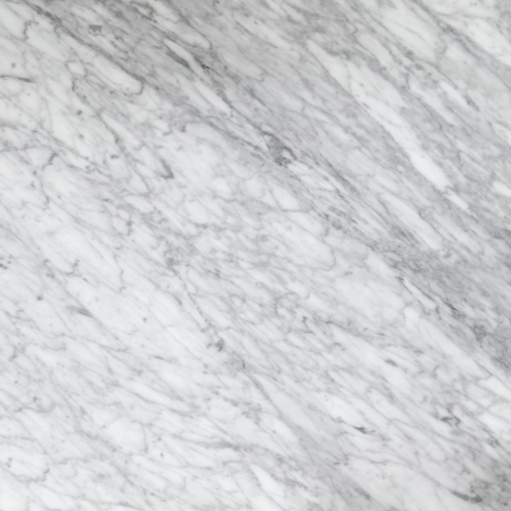 Natural Polished Carrara Marble 60x60 Tiles