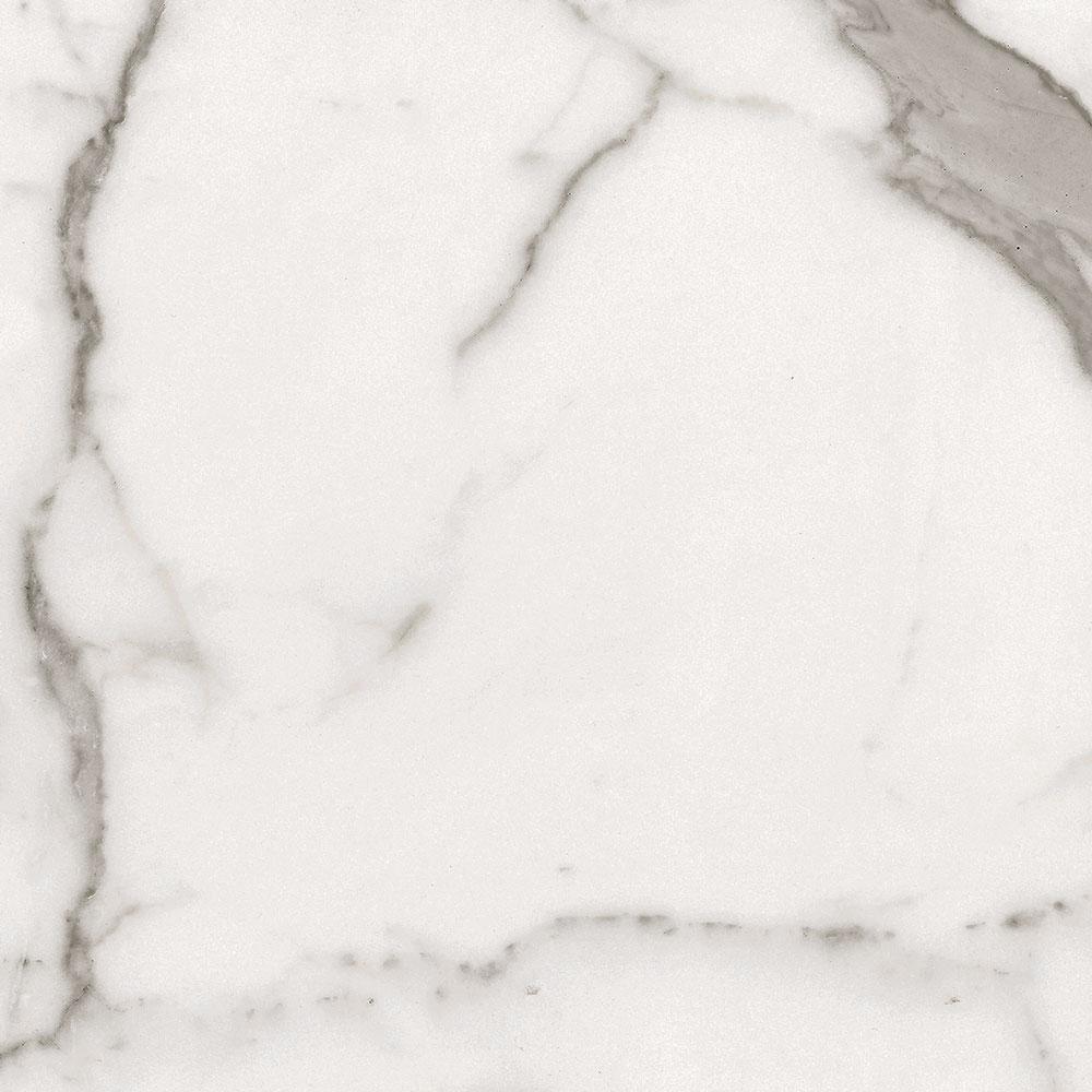 Gloss Carrara Marble Effect 75x75 Tiles
