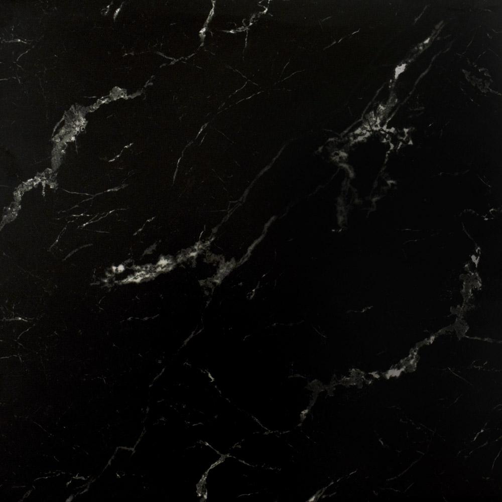 Marquina Black Matt Marble Effect Tiles
