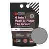 Norcros 4 into 1 Wall & Floor Steel Grey Tile Grout