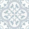 Ledbury Powder Blue Pattern Tiles