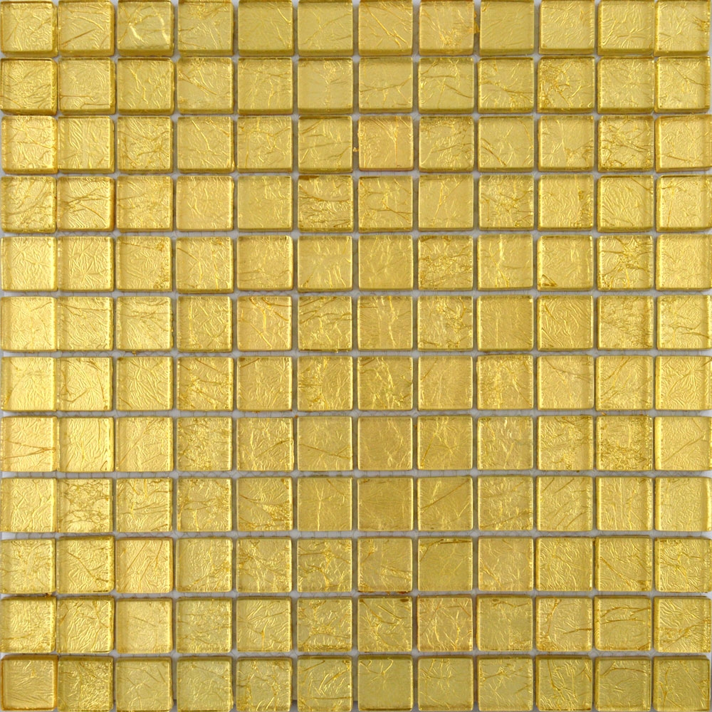 Golden Midas Mosaic Tile