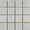 Nantlle Valley Alabaster White Limestone Effect Marble Mosaic Tiles
